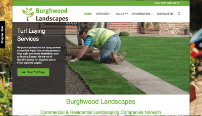 burghwood landscapes