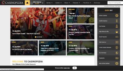 casinopedia online