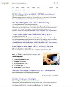 what are featured snippets image